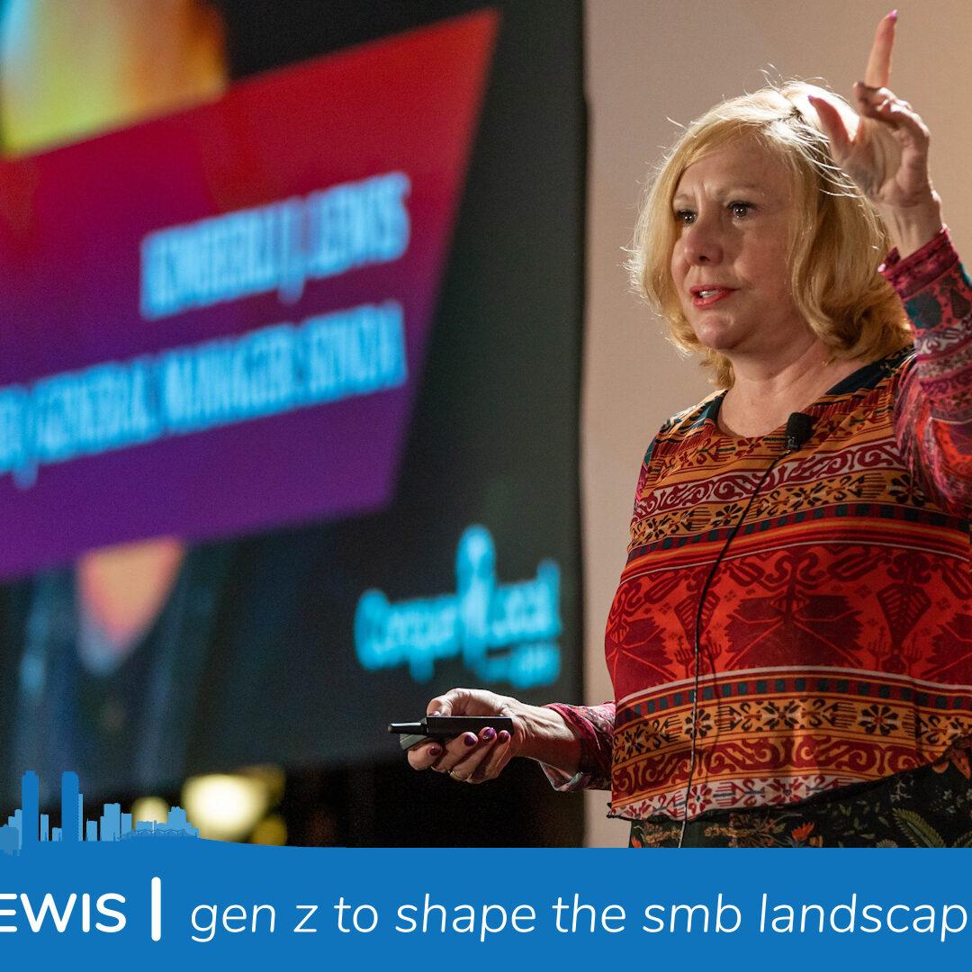 Kimberli J. Lewis Generation Z to shape the SMB landscape