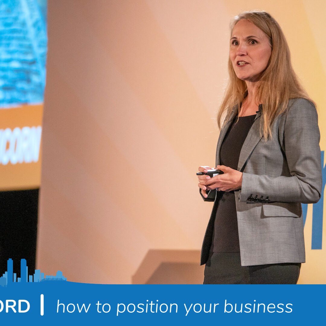 April Dunford | Obviously Awesome – Positioning for Growth in Crowded Markets